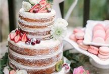 WEDDING CAKES / Delicious and pretty look Wedding cakes ideal for that special big day.