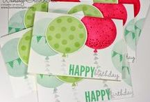 Card Inspiration 2015 / card making, paper crafting / by Jayne Uhlhorn Philp