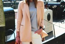 BLAZERS / Blazer jackets.