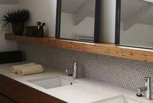 Client: Playroom Bath, Jay St.