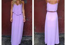 MAXI DRESSES / Long Maxi Dresses.