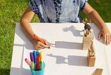 Creative Eco Kids / Crafts and activities that don't cost the earth, but celebrate it instead!