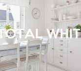 Anoma J: Total White Home Ideas!