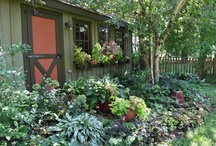 For My Victorian Garden / I have been working on our garden for the last 10 years. It has been a slow process with lots of changes along the way. These are some of my current inspirations. For more information see:  http://www.statelykitsch.com/category/garden/ / by Heidi Sentivan