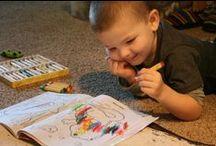 Kid Stuff / Random fun things that kids love and helpful ideas for raising children.