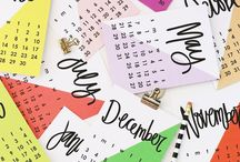 Office Supplies + Inspiration / Cute office supplies including wall prints, desk accessories, paperweights and more!