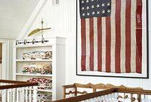 Flags / by Leslee Shepler
