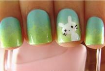 Nails / by Diana *BunnyKissd* Bukowski