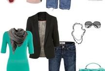 WARDROBE / Wardrobe, Looks & Styles / by Toni