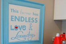 Laundry Room / by Kimberly Russo