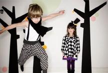 black & white / by Sabrina James