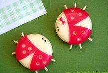 Cute Food Ideas / by OXO Tot