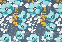 Fabric Love / Favorite fabrics.