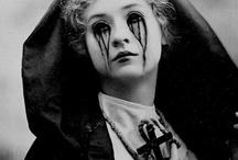Dark, Creepy, Macabre, Sad / by Donna Diaz