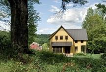 Cottage Inspiration / by Heidi Sentivan