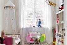 Kids Spaces / by Heidi Sentivan