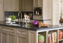 Chris & Jodi's Kitchen / by Heidi Sentivan