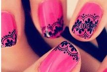 Nails / by Mary Tiso