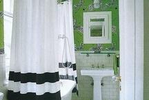 Our Bathroom Mini Makeover / by Heidi Sentivan