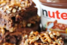 Nummy Nutella / by Megan Hively