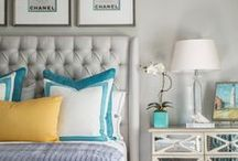 Dream Home-Master Bedroom / Master bedroom ideas for a peaceful and restful adult space