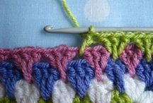 Knots / Crochet and knitting  / by Megan Hively