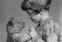 Kids and Teddies / Cute kids.  Adorable teddies.  Even better together!