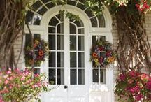Dream Home - Front Yard / A lovely yard for perfect curb appeal.