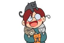 Crazy Cat Lady / by Mary Tiso