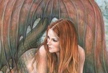 Mermaids / by Mary Tiso