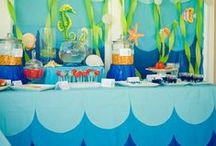 Parties - Under the Sea theme