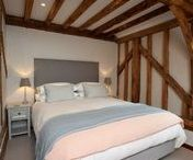 Perfect Sanctuary / A selection of beautiful bedrooms from our properties as well as a bit of bedroom decor envy and inspiration