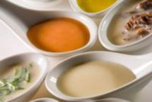 SAUCES, GRAVY, DRESSING'S  / Sauces, Dressings & Dipping / by Toni