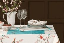 Lenox What's New With U #Lenoxwhatsnewwithu  / *Thank you Lenox for choosing me as a Winner* (one of two) - I have loved Lenox Chirp pattern for so long and it always reminds me of a summer garden party. I've incorporated pretty details that coordinate with the place setting and included a light and refreshing warm-weather meal.