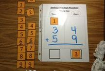 Addition, Subtraction, Rounding, Estimating / by Callie White