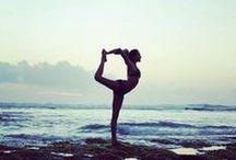 Yoga. / by Sara Christine