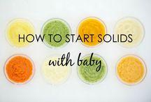 Adventures in Baby Food