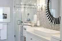 Bathroom Interiors / A selection of inspiring bathrooms from our cottages and other general inspiration for our owners!