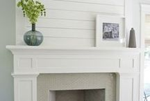 Decorate > FIREPLACE / by Lane Crabtree