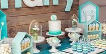 Baptism Ideas / Baptism ideas for an upcoming baptism. See how to decorate the room, table. Ideas for food, favours, stationery, e.t.c.