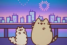 Pusheen / The cat we all love ❤️