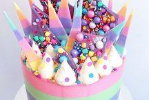 Cake / Everyone's fav sweet