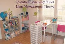 Homeschooling / by Creative Learning Fun