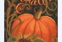 FABULOUS FALL / Fall means Halloween, Thanksgiving and Shades of Autumn