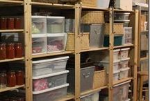 Organization-working efficiently / School, home and time ideas
