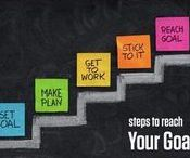 Goal Setting/My bucket list / How to set goals, create a vision board, some of the things on my bucket list left to do