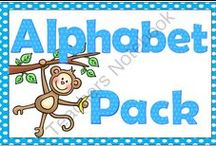 Alphabet Learning / by Creative Learning Fun