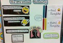 Social skills  / by Creative Learning Fun