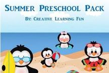 Summer Unit Theme / by Creative Learning Fun