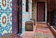 bohemian oriental DECO / bohemian oriental : home decoration and everything / by İstanbuldoll istanbuldoll